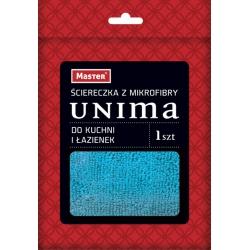Ścierka z mikrofibry UNIMA MASTER S-037
