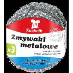 Zmywak kuchenny metalowy Kuchcik a'3