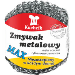 Zmywak kuchenny metalowy MAX  Kuchcik a'1