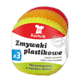 Zmywak kuchenny  plastikowa Kuchcik a'3
