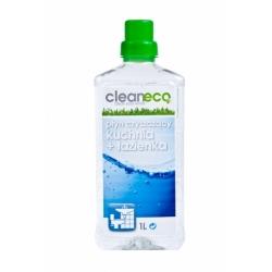 Cleaneco Płyn kuchnia + łazienka 1 L