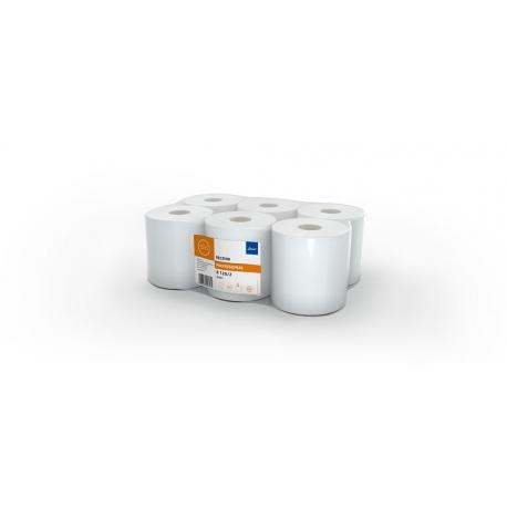 Lamix Ręcznik R ELLIS PROFESSIONAL 120/2 Biały