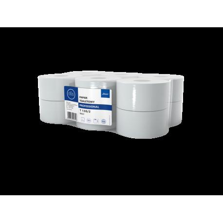 Lamix Papier Toaletowy T ELLIS PROFESSIONAL 130/2 Biały
