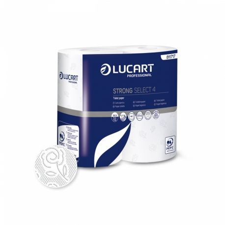 Papier Toaletowy Lucart Strong Select 4