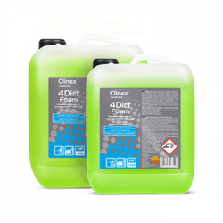 Clinex 4Dirt Foam