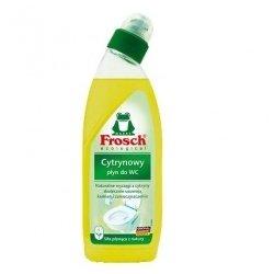 FROSCH Cytrynowy płyn do WC 750ml