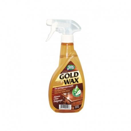 Gold Wax Preparat do pielęgnacji mebli 400 mL