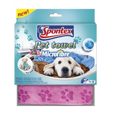 Ściereczka Microfibre Pet Towel Spontex