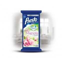 Presto Ściereczki uniwersalne o zapachu magnolii