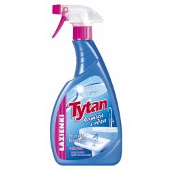 Płyn do mycia łazienek Tytan kamień i rdza spray 500g