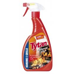 Płyn do czyszczenia szyb kominkowych i grilli spray