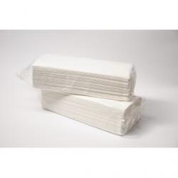 Ręcznik z-z celuloza BIAŁA 3200 szt. 2-w CLARINA