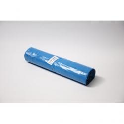 Worki LDPE 35 l a'50 niebieskie