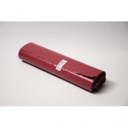 Worki LDPE 60l a'50 czerwone