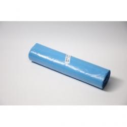 Worki LDPE 60l a'50 niebieskie