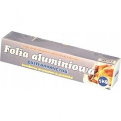Folia aluminiowa...