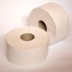 Papier toaletowy biały 19 cm