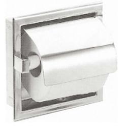 Półwnękowy pojemnik na papier toaletowy pojedynczy SN P