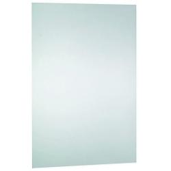 Lustro stalowe dla zakładów karnych 700 x 500 mm
